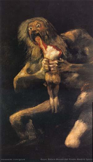 Goya Saturn